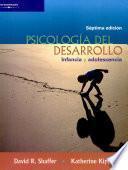 libro Psicología Del Desarrollo. Infancia Y Adolescencia