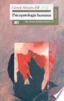 libro Psicopatología Humana