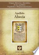 libro Apellido Abecia