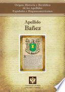 libro Apellido Bañez