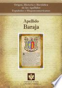 libro Apellido Baraja