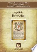 libro Apellido Bronchal