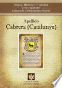 Apellido Cabrera (catalunya)