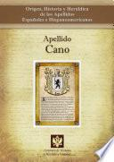 libro Apellido Cano