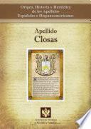 libro Apellido Closas