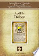 libro Apellido Dubón