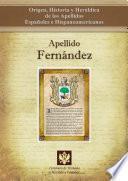libro Apellido Fernández