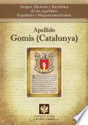 Apellido Gomis (catalunya)