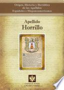libro Apellido Horrillo