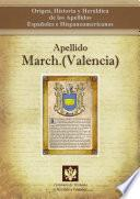 Apellido March.(valencia)
