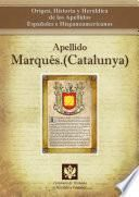 Apellido Marqués.(catalunya)