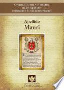 libro Apellido Maurí