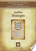 libro Apellido Monegro
