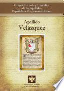 libro Apellido Velázquez