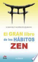 El Gran Libro De Los Hábitos Zen