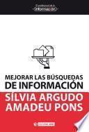 Mejorar Las Búsquedas De Información