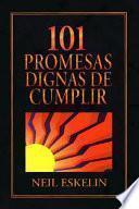 libro 101 Promesas Dignas De Cumplir