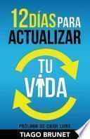 libro 12 Días Para Actualizar Tu Vida