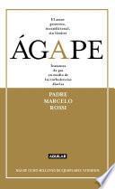 libro Ágape