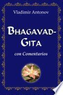 libro Bhagavad Gita Con Comentarios