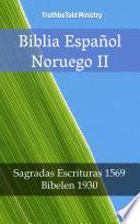 Biblia Español Noruego Ii