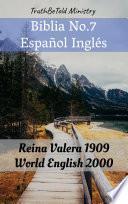 Biblia No.7 Español Inglés