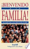 libro Bienvenido A La Familia!