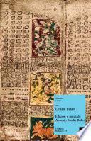 libro Chilam Balam