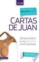 libro Comentario Bíblico Con Aplicación Nvi Cartas De Juan