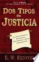 libro Dos Tipos De Justicia