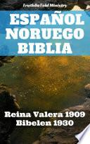 libro Español Noruego Biblia
