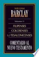 libro Filipenses, Colosenses, 1a Y 2a Tesalonicenses
