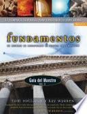 libro Fundamentos   Guía Del Maestro Vol. 2