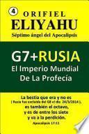 libro G7 + Rusia: El Imperio Mundial De La Profecía