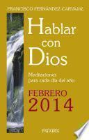libro Hablar Con Dios   Febrero 2014