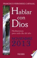 Hablar Con Dios   Noviembre 2013
