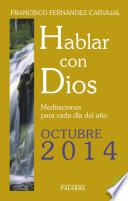 libro Hablar Con Dios   Octubre 2014