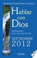 Hablar Con Dios   Septiembre 2012