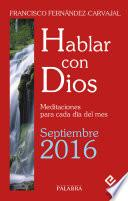 Hablar Con Dios   Septiembre 2016