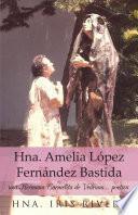 Hna. Amelia López Fernández Bastida