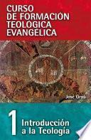 libro Introduccion A La Teologia