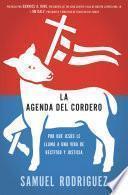 libro La Agenda Del Cordero