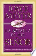 libro La Batalla Es Del Senor