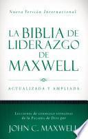 libro La Biblia De Liderazgo De Maxwell Nvi