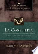 libro La Consejería