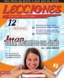 libro Lecciones Bíblicas Creativas: Juan