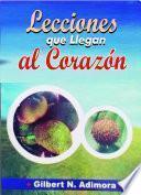 libro Lecciones Que Llegan Al Corazón