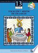 libro Manual 13. Vocación Y Misión De Los Laicos