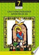 libro Manual 7. Las Comunidades Apostólicas
