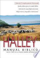 libro Manual Bíblico De Halley Con La Nueva Versión Internacional